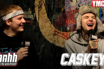 Caskey Talks YMCMB Signing & Meeting Birdman With Damon Campbell