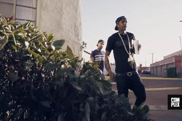 Nipsey Hussle Gives Us A Tour Of His Crenshaw Neighborhood