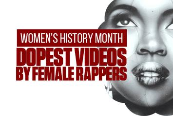 Ladies Night: Dopest Videos By Female Rappers
