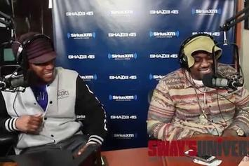 "Smoke DZA's ""Sway In the Morning"" Freestyle"