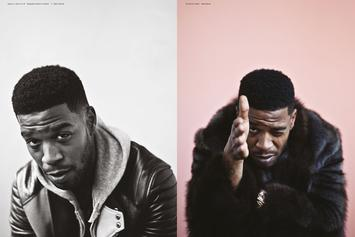 Kid Cudi Covers First Issue Of Fat Magazine