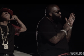 "Tracy T Feat. Rick Ross ""Shooters"" Video"