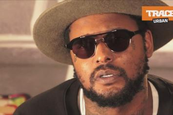"Schoolboy Q Talks ""Flip On You"" With 50 Cent"