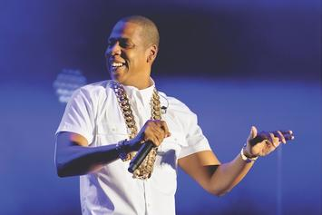 "Jay Z Named As One Of The ""Most Powerful People"" In The Art World"