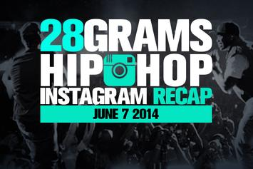 28 Grams: Hip-Hop Instagram Recap (June 7)