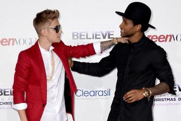 Usher Comes To The Defense Of Former Protégé Justin Bieber [Update: Usher Makes Another Statement]
