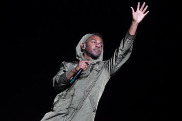 """Kendrick Lamar Says Dr. Dre Is Working On His Album, Responds to Troy Ave's """"Weirdo"""" Comment"""