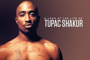 A Look At The Life Of Tupac Shakur