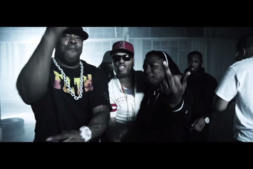 "Reek Da Villian Feat. Kendrick Lamar, Ace Hood & Swizz Beatz ""Go Off"" Video"