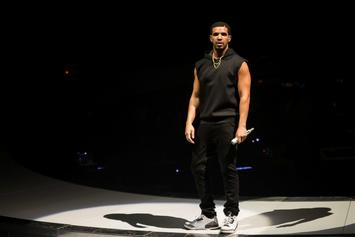 Drake Pulls Out Of Headlining Slot At Wireless Festival Due To Illness