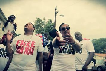 """Maceo Feat. Casino, Young Scooter & Mexico Rann """"Streets Dirty"""" Video"""