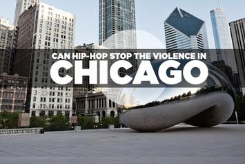 Can Hip-Hop Stop The Violence In Chicago?