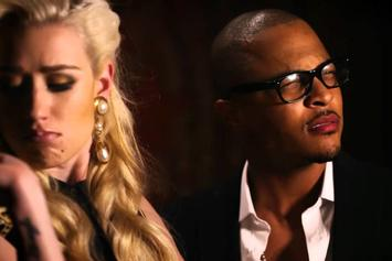 T.I. Addresses Iggy Azalea Ghostwriting Rumors