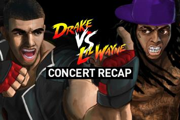 "Whose Side Are You On? ""Drake Vs. Lil Wayne"" Concert Recap"