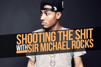 Shooting The Shit With Sir Michael Rocks