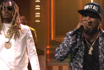 "Jeezy & Future Perform ""No Tears"" On Jimmy Fallon"