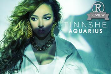 "Review: Tinashe's ""Aquarius"""