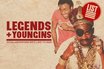 Legends & Youngins: 10 Collaborations We'd Love To Hear