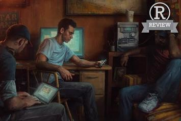 "Review: Logic's ""Under Pressure"""