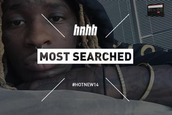 Most Searched Artists On HNHH Of 2014
