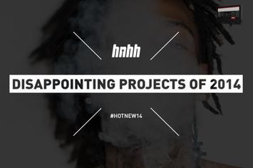 Most Disappointing Projects Of 2014