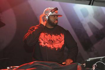 """Funkmaster Flex Goes On Rant Calling Jay Z's """"Life + Times"""" Blog """"Trash"""" [Update: Flex Instagrams Text From Jay]"""