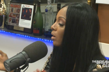Dawn Richard On The Breakfast Club