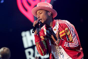 "Pharrell To Appear On ""The Simpsons"""