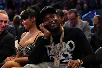 Nicki Minaj Speaks On Relationship With Meek Mill