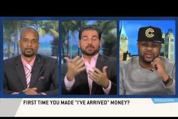 The-Dream Talks Kanye West Collab On ESPN's Highly Questionable