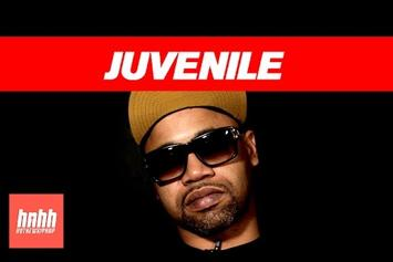 "Juvenile Talks Lil Wayne & Birdman Feud, ""Mardi Gras 2,"" & Working With Mannie Fresh Again"