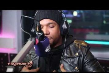 CyHi The Prynce Freestyles On Tim Westwood