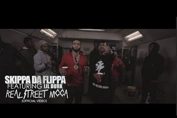 "Skippa Da Flippa Feat. Lil Durk ""Real Street Nigga"" Video"