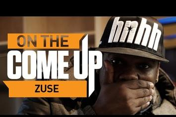 On The Come Up: Zuse