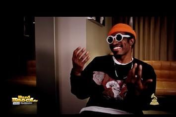 Andre 3000 Talks Jimi Hendrix Role, Hip-Hop & Jumpsuits