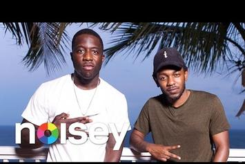 "Kendrick Lamar & Nigel Sylvester ""Back & Forth"" For Noisey"