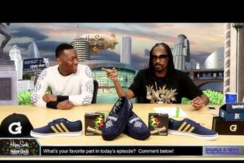Hit-Boy On Snoop Dogg's GGN