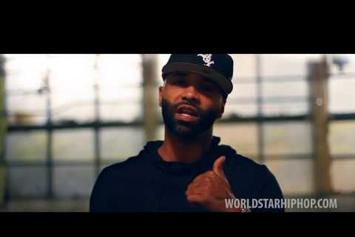 "Joe Budden ""Ordinary Love Shit 4 (Running Away)"" Video"