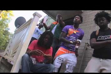 """Johnny Cinco Feat. Offset & YFNKay """"Trap Back"""" Video"""