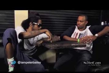 Ab-Soul On NiteCap With Peter Bailey