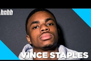 """Vince Staples Talks Working With Common, Explains Inspiration For """"Hell Can Wait"""" EP"""