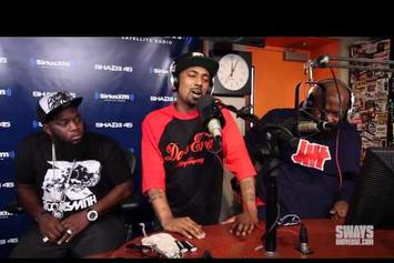 Freeway & The Jacka Freestyle On Sway In The Morning
