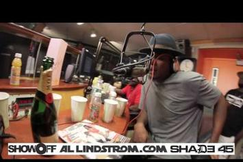 Mick Jenkins Freestyle On Shade 45