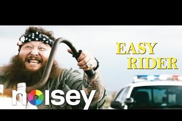 "Action Bronson ""Easy Rider (Trailer)"" Video"