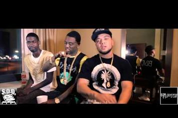 "Soulja Boy Feat. King Reefa ""Fuk That"" Video"