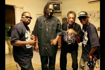 """Snoop Dogg Feat. Daz Dillinger """"We'll Miss U (Uncle June Bugg Tribute)"""""""