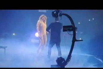 """Beyonce & Jay Z Perform """"Drunk In Love"""" In Portugal"""