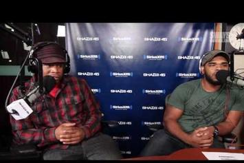 """Bishop Lamont """"Sway In The Morning Freestyle"""" Video"""