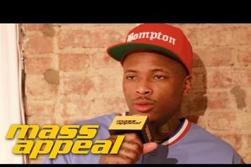 YG Talks Musical Influences, Forging Report Cards & Meeting DJ Mustard