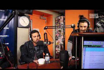 Vic Mensa, Tokyo Shawn & Mibbs Freestyle On Sway In The Morning Show